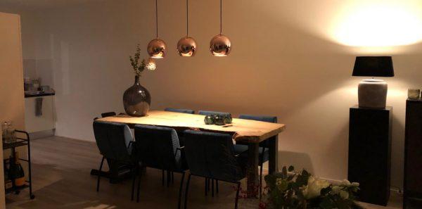 Houten Meubels Op Maat - Boomstam tafel - Rewoody
